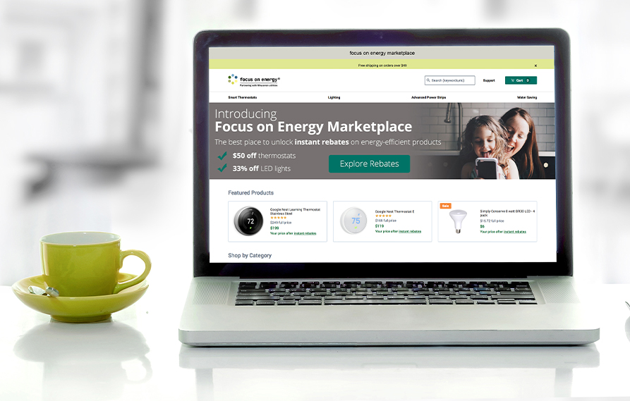 Explore Energy-Saving Resources from FOCUS ON ENERGY®