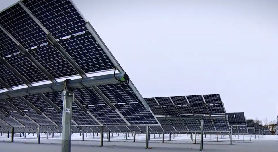 Solar Array at Dane County Airport Powers Up
