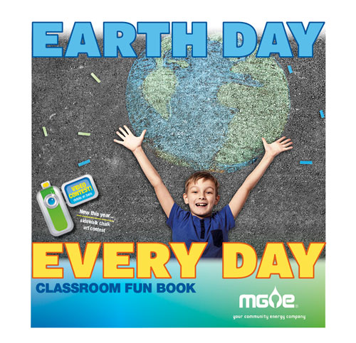 Earth Day Every Day Funbook