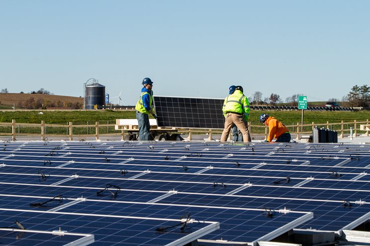 Solar Projects, Electric Rate Decrease Proposed