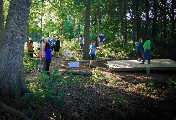 North Side School Welcomes Nature Course