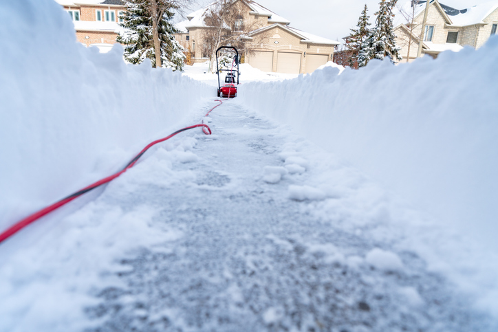 Take Charge of Snow Removal with an Electric Snow Blower