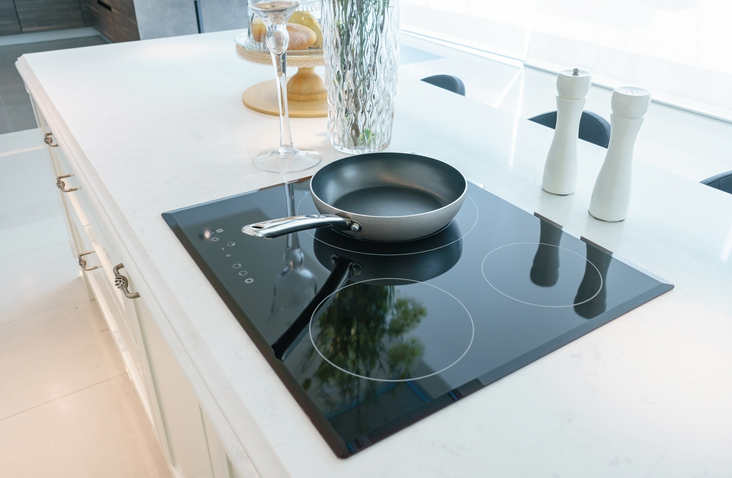 Save Time and Energy with Induction Cooktops